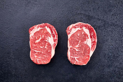GRAIN FED BEEF SCOTCH FILLETS 2 PACK