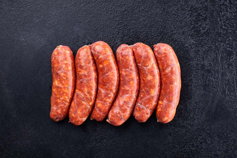 CHORIZO SAUSAGES 6 PACK