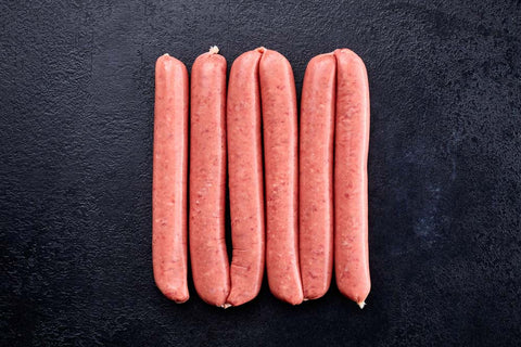 BBQ Thin Sausages 20 pack