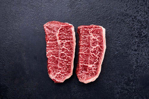 MB5+ WAGYU OYSTER BLADE STEAKS 2-3