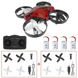 Mini Drone Remote Control Dron RC Quadcopter Helicopter Quadrocopter 2.4G 6 Axis Gyro Micro With Headless Mode Hold Altitude