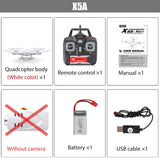 SYMA X5SW Drone with WiFi Camera Real-time Transmit FPV HD Camera Dron X5A NO Camera Quadcopter Quadrocopter 4CH RC Helicopter