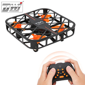 RC Quadcopter Mini Drone Nano Drones Pocket Drone Small Dron Remote Control Helicopter Shatter Resistant Shock Proof RFD037