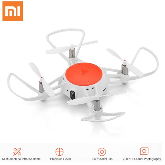 Xiaomi MITU Mini RC Camera Drones WiFi Remote Control FPV 720P HD Multi-machine Infrared Battle Quadcopter BNF Version