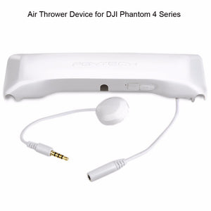 Air-Dropping System for DJI Phantom 4 Series Drone Deliver Remotely, Fishing, Gifts, Wedding Rings DJI Phantom 4 Accessories