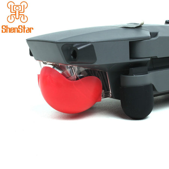 1 Piece Silicone Gimbal Guard Camera Lens Cover Protective Case Len Cap Hood Protector for DJI MAVIC PRO Drone Accessory 19993