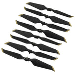 In Stocks 4 Pairs Gold/Sliver 8743F Low Noise Propellers Blade for DJI MAVIC 2 PRO/ ZOOM Drone Accessories
