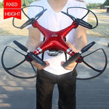 XY-X6 WiFi FPV Drone with 1080P HD Camera,Voice Control, Wide-Angle Live Video RC Quadcopter with Altitude Hold Gravity Sensor