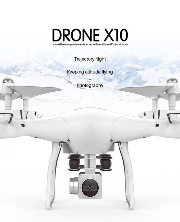 Camera Drones S10 Fixed version 5 million pixels Drone aerial photography wifi picture transmission quadcopter remote control