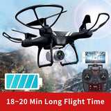 KY101S RC Drone WIFI FPV With Wide Angle HD Camera  Altitude Hold Headless RC Quadcopter Drone Long Flight Time VS JJRC H37