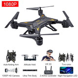 610s (Upgrade Version) RC Drone 4-Axis Remote Control Helicopter Quadcopter With 2MP HD Camera or VR Drone Camera