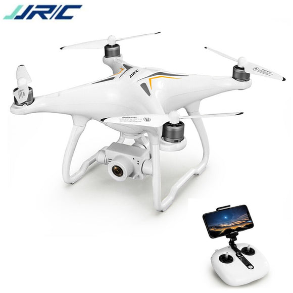 JJRC X6 RC Drones 4-Channels Quadcopter Aircus GPS Two-axis Stabilization PTZ Gimbal 1080P UAV WiFi APP Control FPV Helicopter