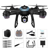 LH-X38G Dual GPS FPV With 1080P HD Camera Wifi RC Drone Quadcopter +Backpack Rwmote Control Toys Gifts 6.10