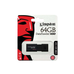 Kingston USB 3.0 Flash Drive 64GB