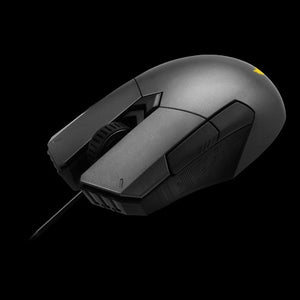 ASUS P304 TUF GAMING M5 Wired Ambidextrous Ergonomic RGB Gaming Mouse, Aura Sync, 6200dpi (P304) (LS)