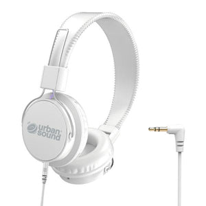 Verbatim Urban Sound Kid's Headphones - White