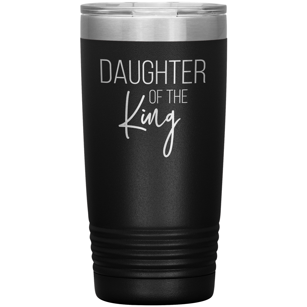 Daughter of the King Tumbler 20oz