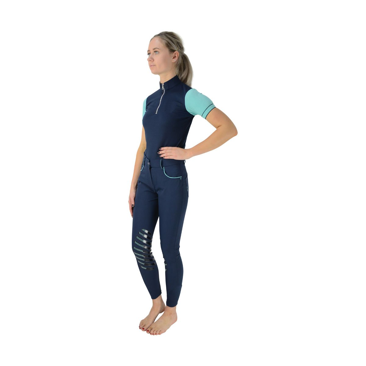 Kids horse riding base layer