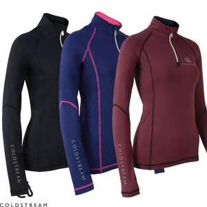 Equestrian base layer , Cold stream base layer
