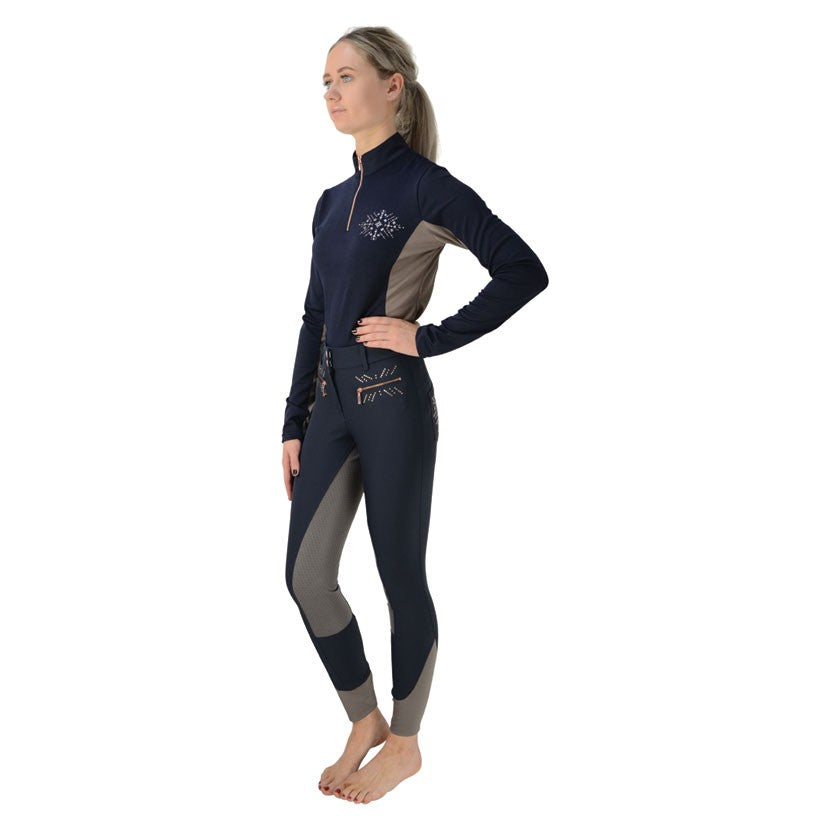 equestrian base layer, base layer for horse riding