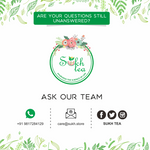 SUKH TULSI TEA® 1 MONTH PACKAGE