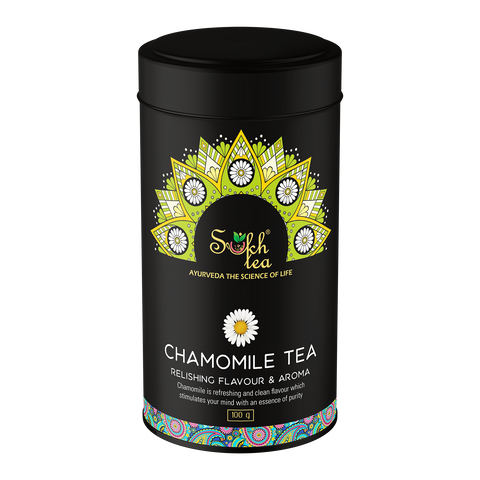 SUKH CHAMOMILE TEA® 1 MONTH PACKAGE