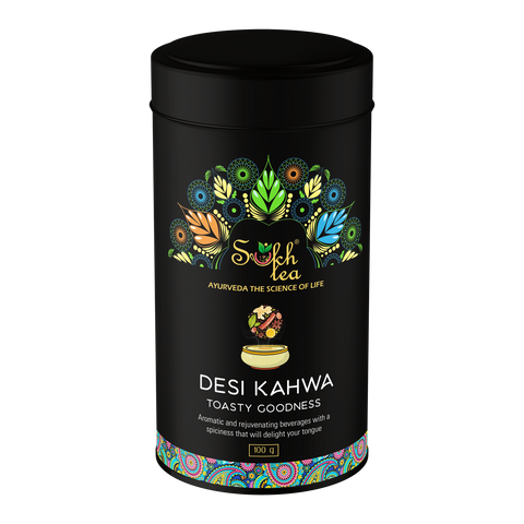 SUKH DESI KAHWA TEA® 1 MONTH PACKAGE