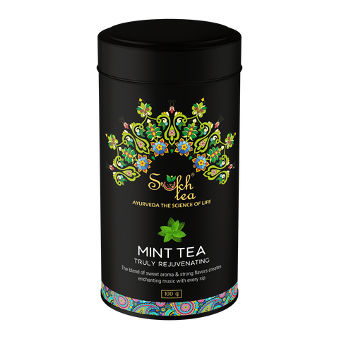 SUKH MINT TEA® 1 MONTH PACKAGE
