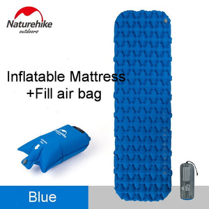 Naturehike Ultralight Inflatable Mattress 1 Single Person