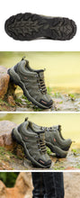 Load image into Gallery viewer, BONA New Arrival Classics Style Men Hiking Shoes Lace Up Men Sport Shoes Outdoor Jogging Trekking Sneakers Fast Free Shipping