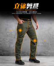 Load image into Gallery viewer, IX8 Tactical Waterproof Pants Men  Women hiking and fishing