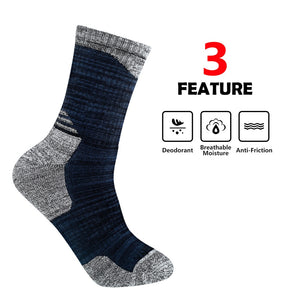 YUEDGE Brand 5 Pairs Men High Quality Cotton