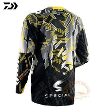 Load image into Gallery viewer, 2019 DAIWA Men Fishing Clothing Ultrathin Long Sleeve