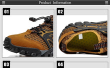 Load image into Gallery viewer, Sanzoog summer Hiking Shoes Men