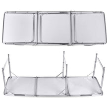 Load image into Gallery viewer, Portable Foldable Camping Table Folding Table