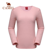 Load image into Gallery viewer, CAMEL Outdoor Sports Long Sleeve Fleece shirt