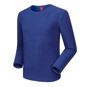 CAMEL Outdoor Sports Long Sleeve Fleece shirt