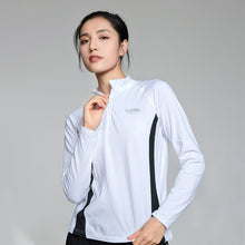 Load image into Gallery viewer, CAMEL Women Sports Long sleeve Shirt