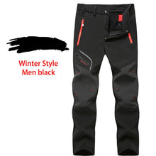 Load image into Gallery viewer, LUTU Summer winter outdoor Hiking Pants Men