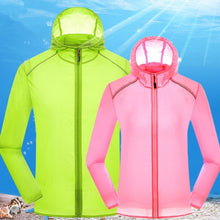 Load image into Gallery viewer, UV protection shirt Quick Drying skin Windbreaker