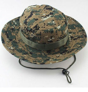 Outdoor Hiking Travel Boonie Cap
