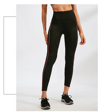 Load image into Gallery viewer, Sports Running Cropped Top +Leggings Set Women Fitness Suit