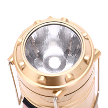 Load image into Gallery viewer, Hot Sale LED Camping Lantern Flashlights Collapsible Solar Tent Light Gear