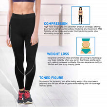 Load image into Gallery viewer, 2020 New Women Yoga Sport Suit Slimming Pants Set 2Piece Female Slimming Shirt Vest