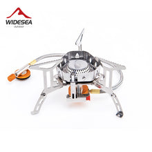 Load image into Gallery viewer, Widesea Wind proof outdoor gas burner
