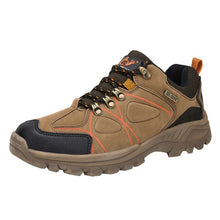 Load image into Gallery viewer, Spring Autumn Men Hiking Boots