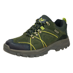 Spring Autumn Men Hiking Boots