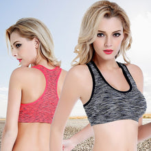 Load image into Gallery viewer, Dyeing vest-style Underwear non-steel training Bras