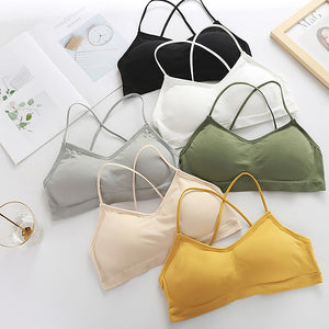 Yoga Sports Wire Free Bras