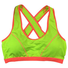 Load image into Gallery viewer, Padded Yoga sports Bras Stretch Tank Tops